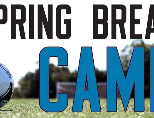 Spring Break Camp March 25-29th, 2019